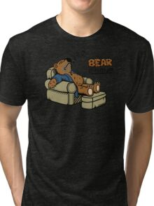 Bear Minimum Tri-blend T-Shirt
