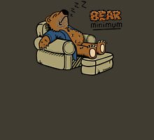 Bear Minimum Unisex T-Shirt