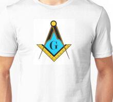 freemason symbol Unisex T-Shirt
