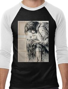 The fury of love Men's Baseball ¾ T-Shirt