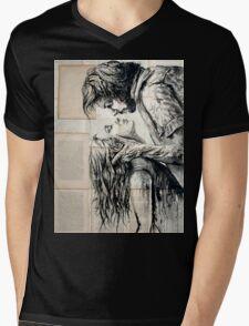 The fury of love Mens V-Neck T-Shirt
