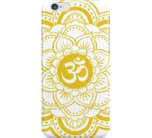 Sacred Geometry for your daily life iPhone Case/Skin
