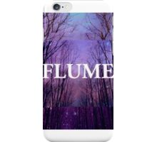 Flume - Glitch Edit iPhone Case/Skin