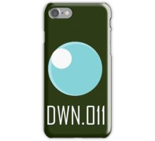 DWN.011 - Bubble Man iPhone Case/Skin