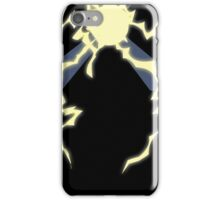 It's Lights Out For You - Spark Man iPhone Case/Skin