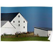 Farm Yard Poster