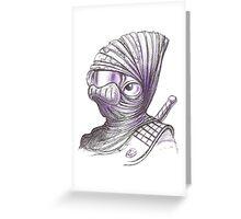 Star Wars Mon Calamari Pirate Greeting Card