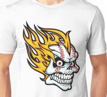 Ball Skull Unisex T-Shirt