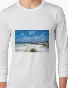 Dock in the Bay Long Sleeve T-Shirt