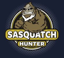Sasquatch Hunter Kids Clothes