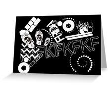 Frida Khalo - Mexico queen Greeting Card