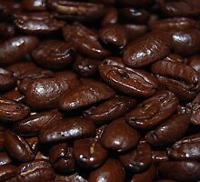 Coffee Beans by Peter Green