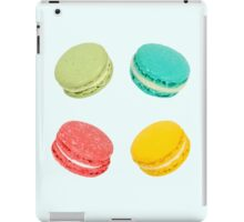 Rainbow Macarons iPad Case/Skin