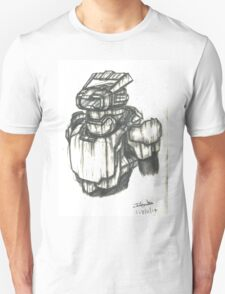 Guardian Armour System - Exclusive to the Colossus Scout Program (CSP) Unisex T-Shirt
