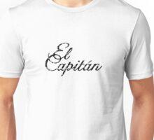 El Capitán Vintage Black Unisex T-Shirt
