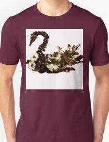 Garden Swan - Something for the Dawlish  Unisex T-Shirt
