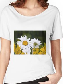 Chamomiles in the garden 2 Women's Relaxed Fit T-Shirt