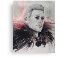 Cullen Rutherford Canvas Print