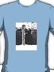 Japanese Snow Post  T-Shirt