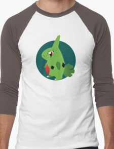 Larvitar - 2nd Gen Men's Baseball ¾ T-Shirt