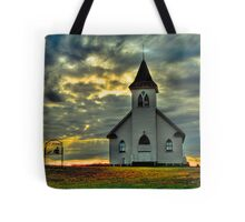 Calm Amidst the Storm Tote Bag