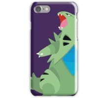Tyranitar - 2nd Gen iPhone Case/Skin