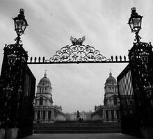 Roayl Naval College by DavidFrench