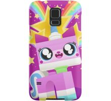 Princess Unikitty YAY! Samsung Galaxy Case/Skin