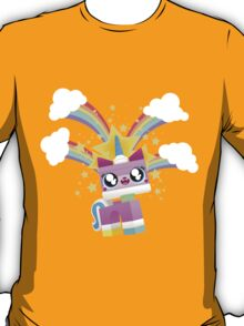 Princess Unikitty YAY! T-Shirt