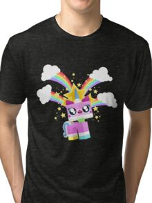 Princess Unikitty YAY! Tri-blend T-Shirt