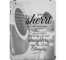 Sherri iPad Case/Skin