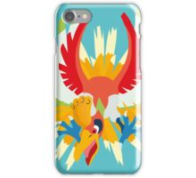Ho-oh - 2nd Gen iPhone Case/Skin