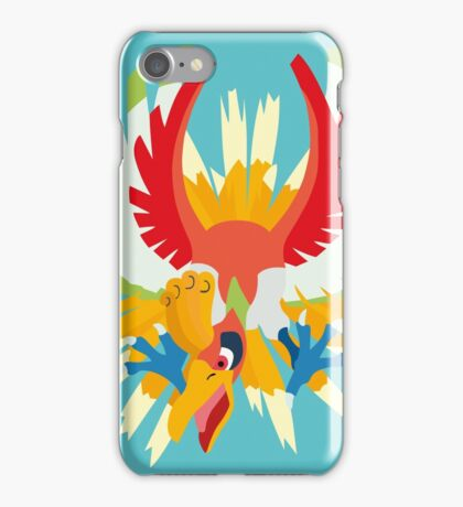 Ho-oh - 2nd Gen iPhone Case/Skin