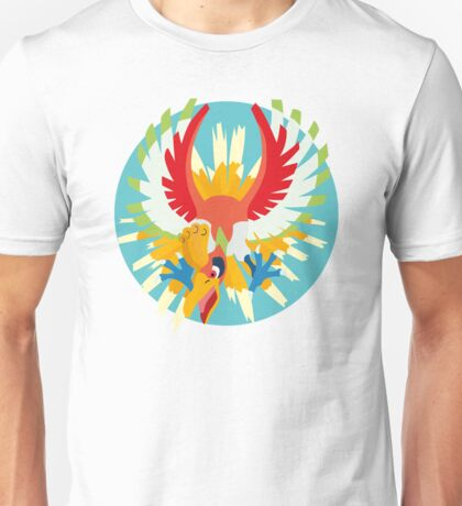 Ho-oh - 2nd Gen Unisex T-Shirt