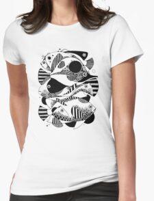 Glub Glub Womens Fitted T-Shirt