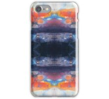 Abstract Digital Art from Original Painting  iPhone Case/Skin