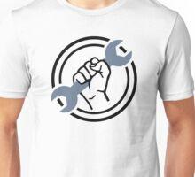 Mechanic Screw wrench Unisex T-Shirt