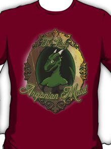 The Lusty Argonian Maid T-Shirt