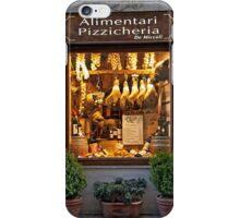 Alimentari Pizzichieria iPhone Case/Skin
