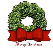 Christmas Wreath by espy