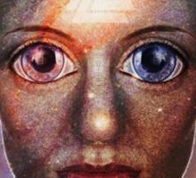 The Girl Next Door Sticker