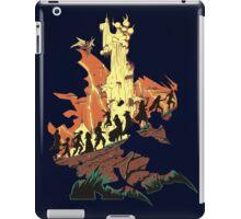 UNFINISHED RUIN iPad Case/Skin