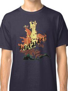 UNFINISHED RUIN Classic T-Shirt