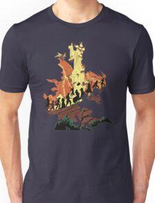 UNFINISHED RUIN Unisex T-Shirt