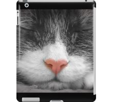 Color my black and white dreams iPad Case/Skin