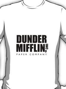 Dunder Mifflin, Inc Paper Company T-Shirt