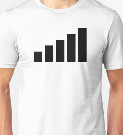 Mobile reception Unisex T-Shirt