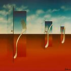 """GOOD MORNNG"" 1975 by Stephen Gorton"