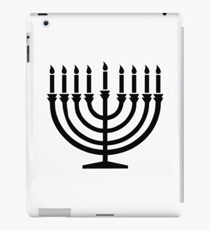Hanukkah Menorah iPad Case/Skin