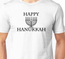 Happy Chanukkah Unisex T-Shirt